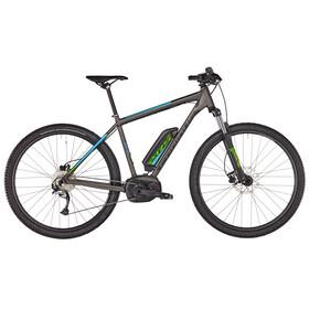 Serious BearRock E-mountainbike grå